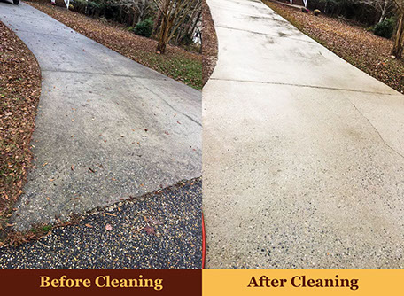 Pressure Washing Services and Photo Galleries